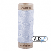 Aurifloss - 6-strand cotton floss - 2710 (Light Robins Egg)